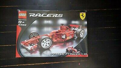 Lego Racers Ferrari F1 Racer (4223334)
