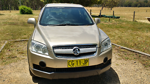 Holden Captiva SX Automatic Suv low kms not Ford Nissan or mazda Parramatta Parramatta Area Preview