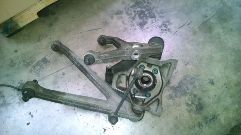 LAMBORGHINI GALLARDO SUSPENSION TRACK CONTROL ARM HUB OEM