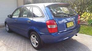 2001 Mazda 323 Hatchback Corlette Port Stephens Area Preview