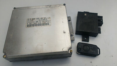 MERCEDES W202 C230 ENGINE ECU 0205450932