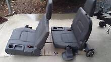 Rear dicky seats - Toyota Landcruiser 200 series Healesville Yarra Ranges Preview