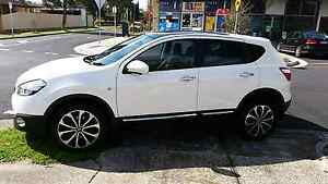 Nissan dualis 2013 Fawkner Moreland Area Preview