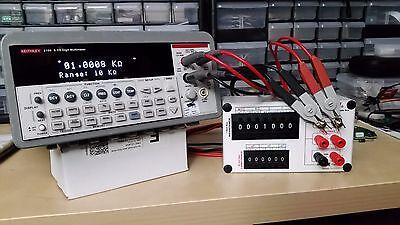 Keithley 2100 Series  6  Digit Usb Multimeter