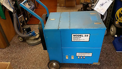 Prochem Model 35 Extractor Carpet Cleaning 300psi Dual 3 Stage