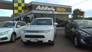 2014 Mitsubishi Outlander SUV Devonport Devonport Area Preview