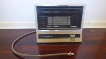 Rinnai Natural Gas Space Heater (Econoheat 850)