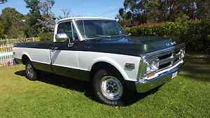 1972 GMC Longbed Pickup Bargo Wollondilly Area Preview