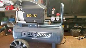 2.5 Hp 40 litre BRC-112 Air Compressor in Excellent Working Cond Tea Tree Gully Tea Tree Gully Area Preview