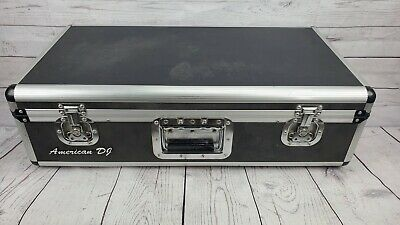 ADJ American DJ Touring Flight Equipment Case 4 Compartment American Dj Dj Equipment Case