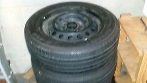 Tyres 80% tread  YOKOHAMA 205/65/16  Set X 4 Kambah Tuggeranong Preview