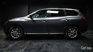 2015 Nissan Pathfinder S THIRD ROW SEATING! AUX READY! PUSH T...