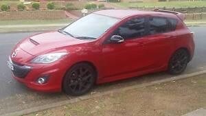 2013 Mps  Mazda Mazda3 Hatchback Ambarvale Campbelltown Area Preview