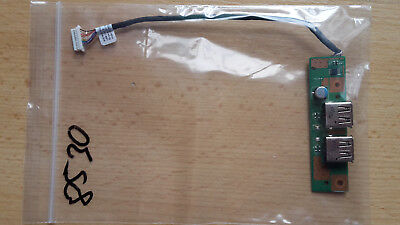 Acer Aspire 8530 USB Port Board Platine Cable 49.4AJ03.011 TOP!