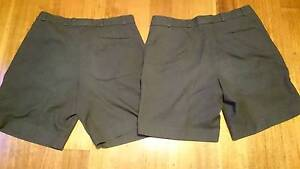 ASHWOOD High School Boys Uniform shorts x 2 Size 32 Mount Waverley Monash Area Preview