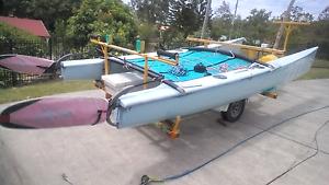 Hobie 18 Catamaran Mudgeeraba Gold Coast South Preview