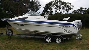Haines Hunter 585 Seeker Balnarring Mornington Peninsula Preview