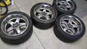 Lenso D1 rims 18x10 Wallsend Newcastle Area Preview