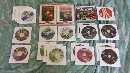 Retro PC CD-ROM Games