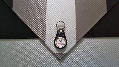 Porte-clés avec JETON DE CADDIE Peugeot SPORT Neuf