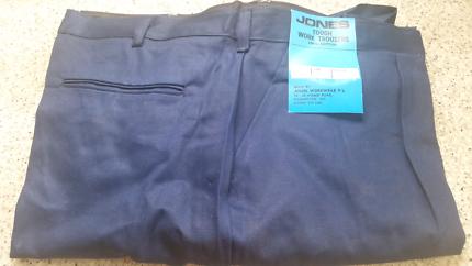 Jones Workwear School / Work  New Pants Size 107ST