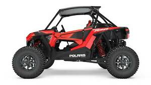 POLARIS RZR TURBO (S) 2018 NEW DISPLAY DEMO Fulham West Torrens Area Preview