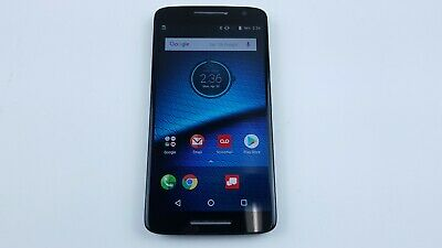 Motorola Droid Maxx 2 (XT-1565) 16GB Blue (Verizon) Smartphone Clean IMEI J3166