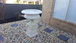 Bird bath feature. Craigieburn Hume Area Preview