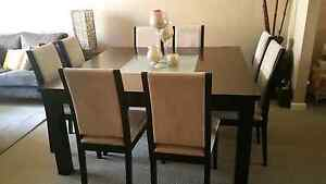 8 seater square dining table Sydenham Brimbank Area Preview