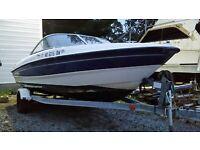 >> 2005 Bayliner 185 bowrider 3.0L Mercruiser/Alpha 2/project boat NO RESERVE !!