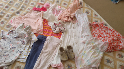 baby girl bundle.