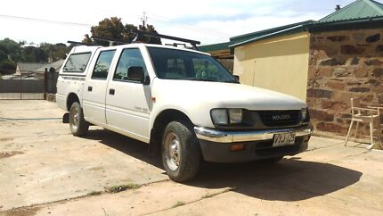 09/97 Holden rodeo Burra Goyder Area Preview