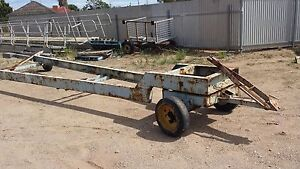 Ramp Trailer/Launch Trailer Hendon Charles Sturt Area Preview