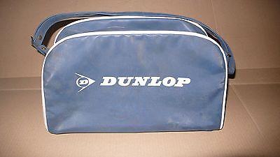 Dunlop Herren Tasche (Dunlop Nostaligische Umhängetasche Autozubehörtasche )