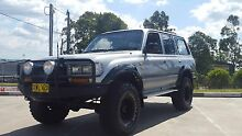 1992 80 series GLX Toyota LandCruiser V8 Mannering Park Wyong Area Preview