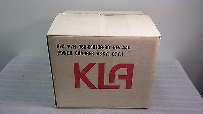 Kla Tencor 655 650209 3  Lens Power Changer Assembly Complete With Optics