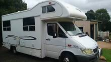 2004 Mercedes Sprinter Motorhome Highfields Toowoomba Surrounds Preview