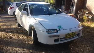 Mazda 323 manuel rego Karuah Port Stephens Area Preview