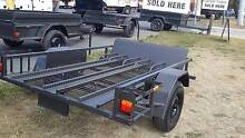 Motor cycle trailer 3 channel Fyshwick South Canberra Preview