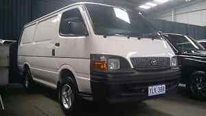 Toyota Hiace 2003 5 spd 180k SWB SELL WITH 12 MONTHS VIC REGO Craigieburn Hume Area Preview