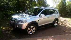 Holden Captiva 2008 v6 auto 4x4 7 seater leather Gympie Gympie Area Preview
