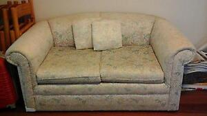 free two seater lounge Chatswood Willoughby Area Preview