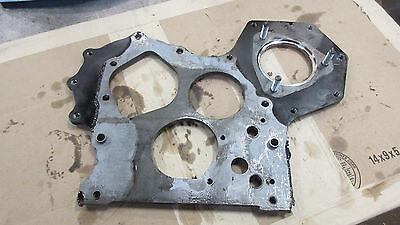 Yanmar 119803-01520 Flange Gearcase 4tnv88 Diesel Engine