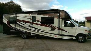 2011 Forest River Lexington Twin Slide Motorhome Adelaide CBD Adelaide City Preview