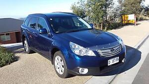 2012 Subaru Outback Wagon Lindisfarne Clarence Area Preview