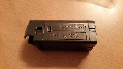 Batteriekasten mit Deckel rot 270x190x200mm Batterie neu
