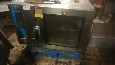 Alto-shaam 7.14 Esg Combitherm Convection Oven Steamer Natural Gas