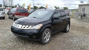 *** NISSAN MURANO AWD ** FULLY INSPECTED **
