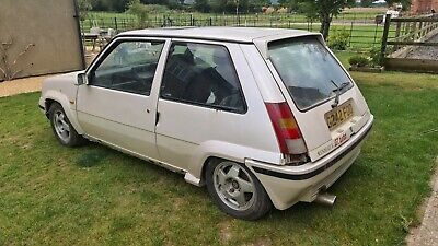 RENAULT 5 GT TURBO - Spares or Repair - Project - Barn Find