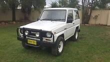 1985 Daihatsu Rocky 4WD Gunnedah Gunnedah Area Preview